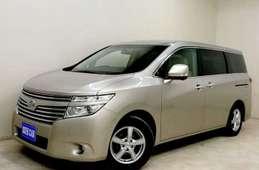 Nissan Elgrand 2011