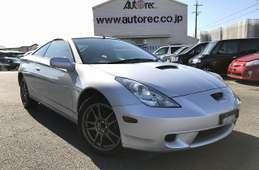 Toyota Celica 2001