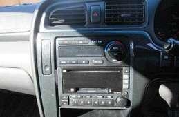Subaru Legacy Touring Wagon 2001