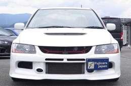 Mitsubishi Lancer Evolution IX 2005