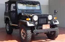 Mitsubishi Jeep 1996