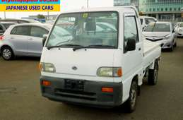 Subaru sambar japanese vehicle specifications car from japan subaru sambar 1996 fandeluxe Choice Image