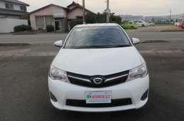 Toyota Corolla Fielder 2013