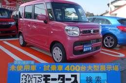 Suzuki Spacia 2018