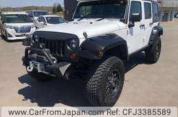 Chrysler Jeep 2012
