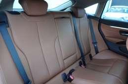 BMW 4 Series 2014