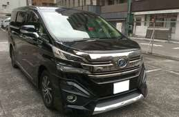 Toyota vellfire 2016