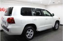 Toyota Land Cruiser Wagon 2014