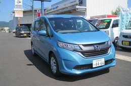 Honda Freed 2017
