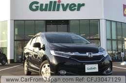 Honda Shuttle Hybrid 2017