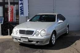 Mercedes-Benz CLK-Class 2000