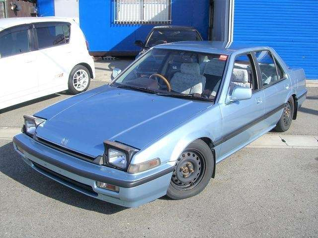 Used HONDA ACCORD 1988 1221704 in good condition for sale