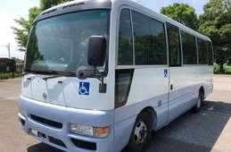 Nissan Civilian Bus 2004
