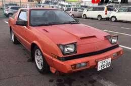 Mitsubishi Starion 2017