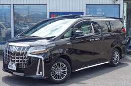 Toyota Alphard Hybrid 2018