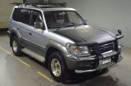 Toyota Land Cruiser Prado 1996