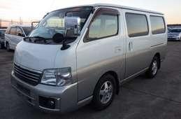 Nissan Caravan Coach 2003