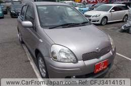 Used Toyota Vitz 2004 For Sale | CAR FROM JAPAN