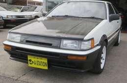 Toyota Corolla Levin 1986