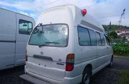 Toyota Granvia 2005