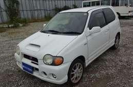 Suzuki Alto Works 1999