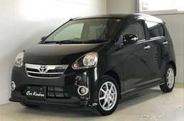 Toyota PIXIS EPOCH 2012