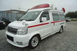Nissan Elgrand 2010