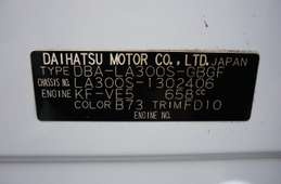 Daihatsu Mira e:S 2015