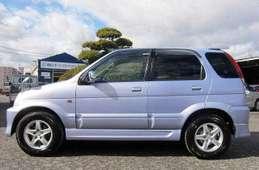 Daihatsu Terios 2004