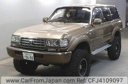 Toyota Land Cruiser 1992