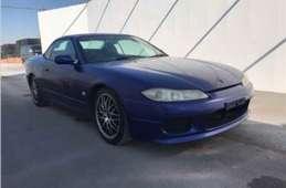 Nissan Silvia 2000