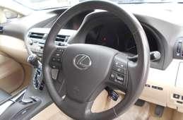 Toyota Lexus RX 2010