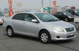 Toyota Corolla Axio 2006