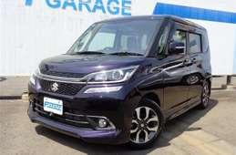 Suzuki Solio 2017