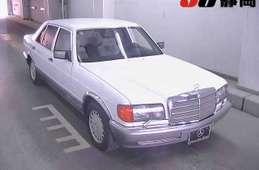 Mercedes-Benz S-Class 1988