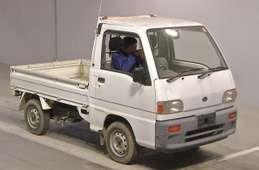 Subaru sambar japanese vehicle specifications car from japan subaru sambar 1993 fandeluxe Images