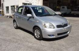 Used Toyota Vitz 2002 For Sale | CAR FROM JAPAN