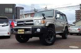 Toyota Land Cruiser 70 2015