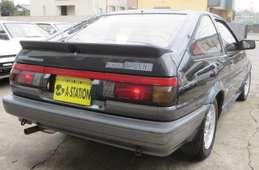 Toyota Sprinter Trueno 1985