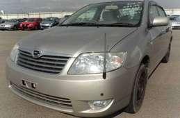 Toyota Corolla Sedan 2004