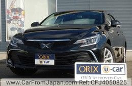 Toyota Mark X 2019