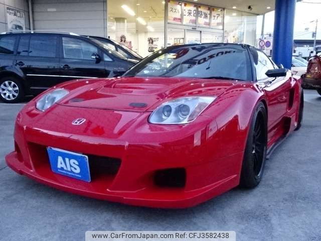 Used HONDA NSX 2003/Feb NA2-1400079 in good condition for sale