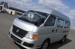 Nissan Caravan Van 2010