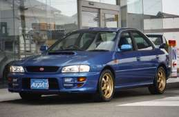 Subaru Impreza Wrx 2000