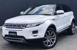 Rover Range Rover Evoque 2013