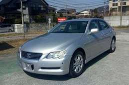 Toyota Mark X 2006