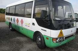 Mitsubishi Rosa 2001