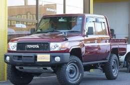 Toyota Land Cruiser Pickup 2014