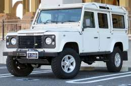 Rover Defender 2000
