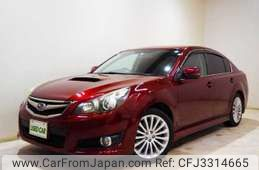Subaru Legacy B4 2011